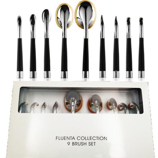Golf makeup brushes