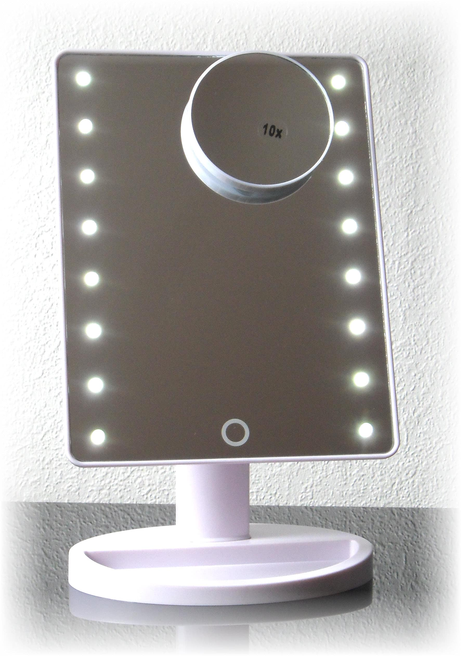 Makeup Mirror With Led Light Hair Amp Beauty Products