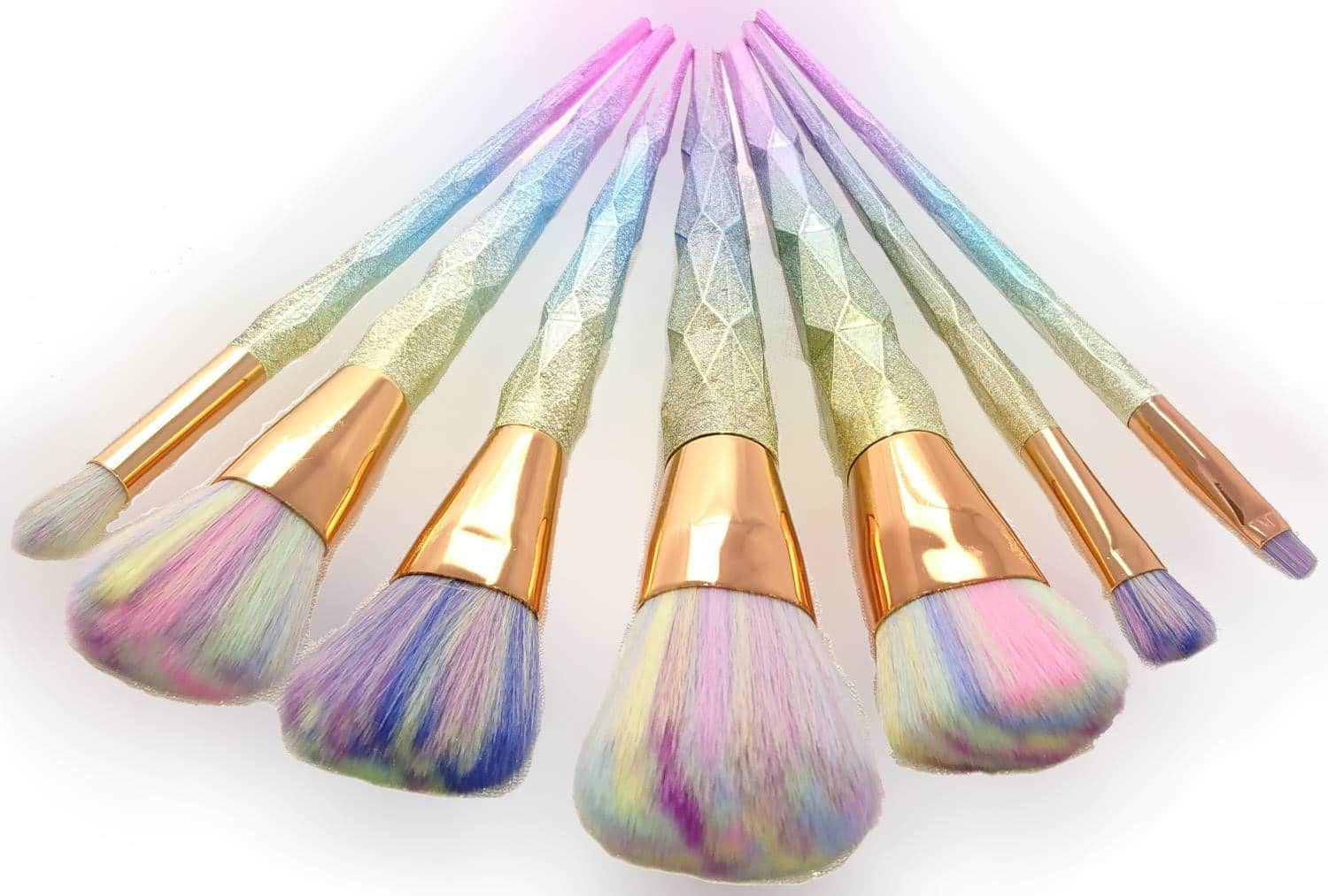Diamond Glitter Makeup Brushes Hair Amp Beauty Products