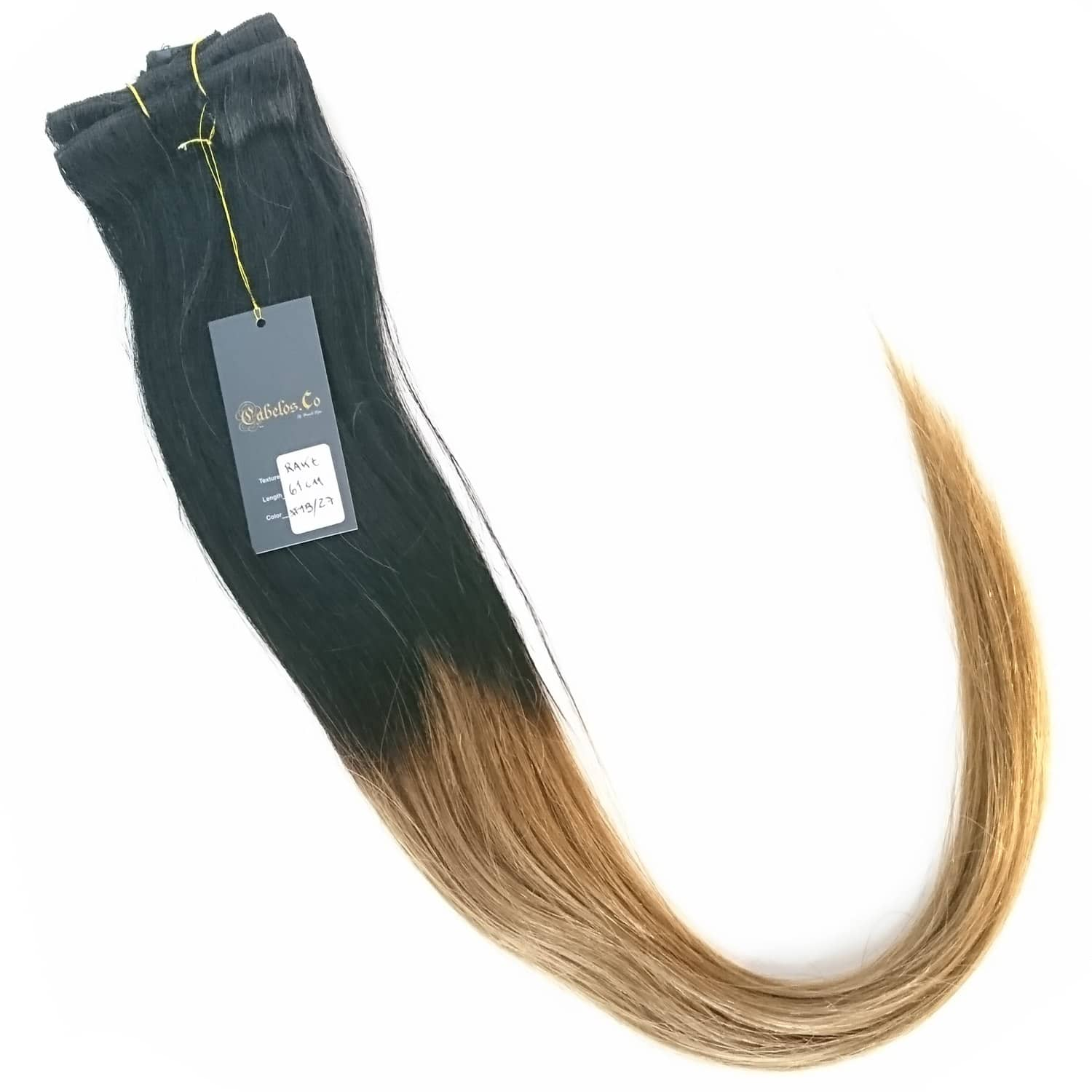 Real-Hair-Extension-Ombre-straight