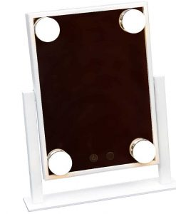 Makeup Mirror Hollywood 4 lamp