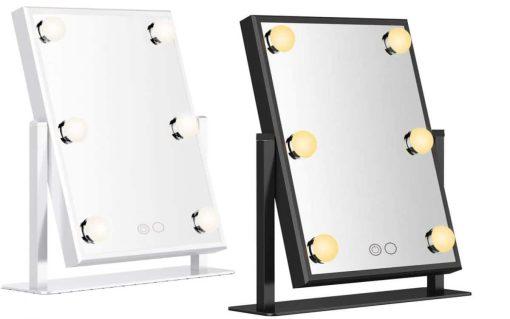 Hollywood Mirror 6 Bulbs