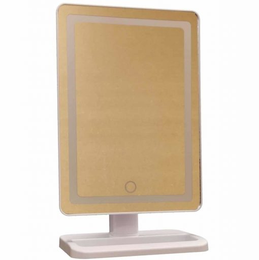 Makeup mirror absolute LED light