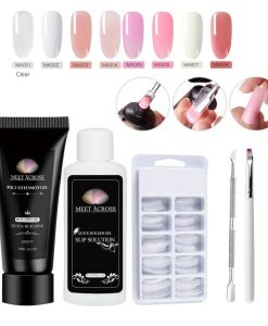 Polygel Nagel Kit